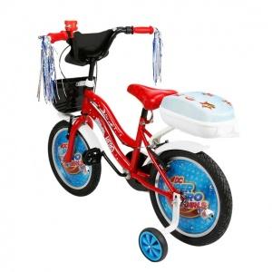 Super Hero Girls Bisiklet 14 Jant