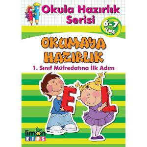 Okula Hazırlık Serisi Okumaya Hazırlık 6 7 Yaş