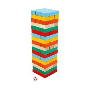 Smile Games Renkli Denge Oyunu 54 Parça