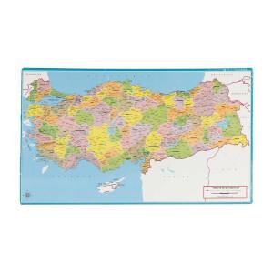 Türkiye Siyasi Haritası Frame Puzzle