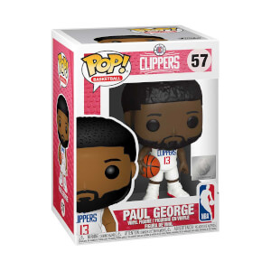 Funko Pop NBA Clippers: Paul George Figür