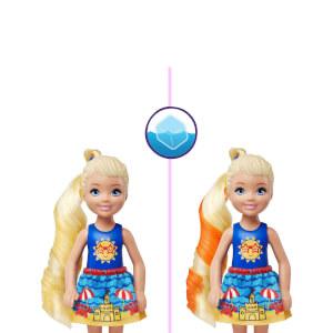 Barbie Color Reveal Renk Değiştiren Sürpriz Chelsea Bebekler 6 Sürpriz S2 GTP52