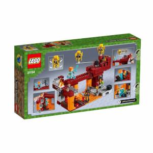 LEGO Minecraft Alaz Köprüsü 21154
