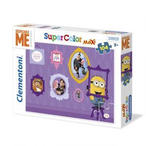 104 Parça Maxi Puzzle : Minions You Say Goodbay I Say Yellow