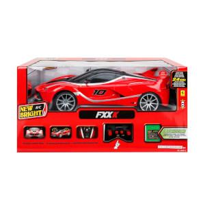 1:16 Uzaktan Kumandalı Sesli ve Işıklı Ferrari FXX K Araba