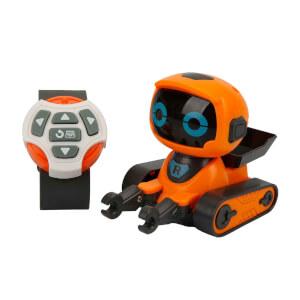 Uzaktan Kumandalı Işıklı Mini Robot