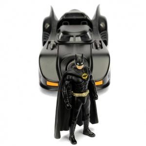 1:24 Batman 1989 Metal Batmobile ve Batman Figür