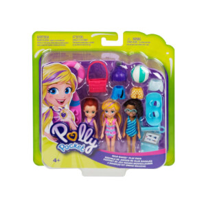 Polly Pocket 3'ü 1 Arada Oyun Seti GFR09