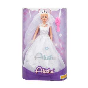 Alisha Gelinlikli