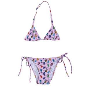 Slipstop Kız Çocuk Pineapple Bikini