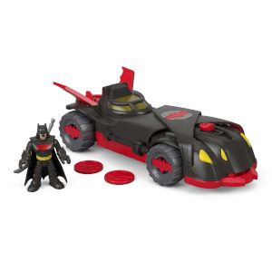 Imaginext DC Super Friends Ninja Batmobile FTG92