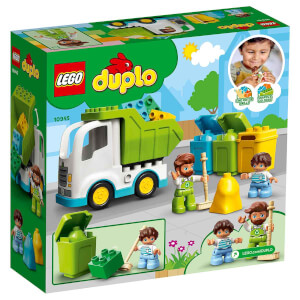 LEGO Duplo Garbage Truck and Recycling 10945