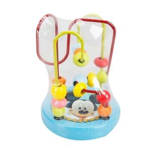 Mickey Mouse Ahşap Boncuk Oyunu  (Mickey Mouse)