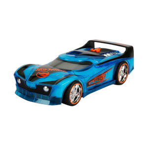 Hot Wheels Sesli ve Işıklı Spark Spin King Araba 24 cm.