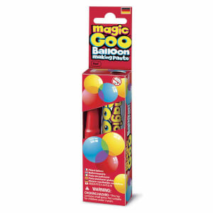 Magic Goo Balloon Making Paste – Kırmızı
