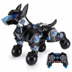 Dogo Sesli Ve Işıklı Robot Köpek