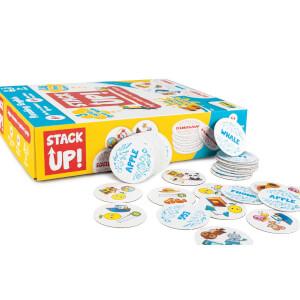 Stack Up! İngilizce Kelime ve Şekil Kutu Oyunu