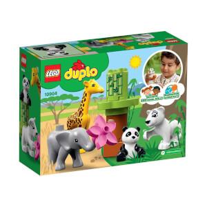 LEGO DUPLO Town Yavru Hayvanlar 10904