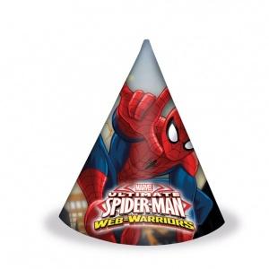 Spiderman 6'lı Şapka