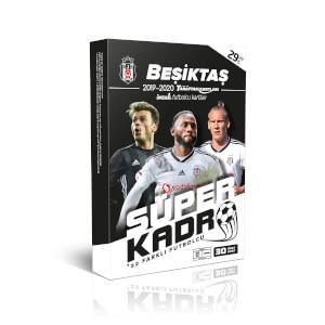 Beşiktaş 2019-2020 Süper Kadro İmzalı Taraftar Kartları