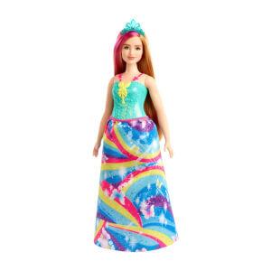 Barbie Sihirli Dönüşen Peri Prenses
