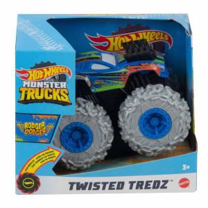 Hot Wheels Monster Trucks Çek Bırak Arabalar GVK37