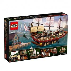 LEGO Ninjago Destiny's Bounty 70618