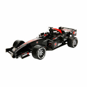 Maxx Wheels Sesli Ve Işıklı F1 Racing Sürtmeli Araba 26 cm.