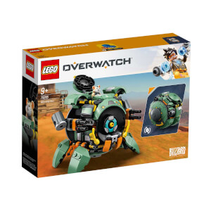 LEGO Overwatch Wrecking Ball 75976