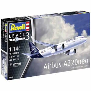 Revell 1:144 Airbus A320neo Uçak 63942