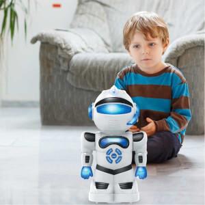 Jr. Robotto Masal ve Şarkı Söyleyen Robot
