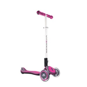 Primo Plus 3 Tekerlekli Pembe Scooter