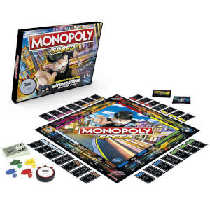 Monopoly Speed E7033