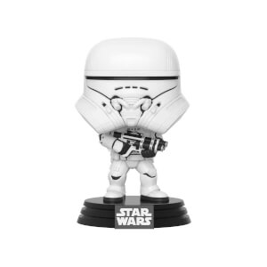 Funko Pop Star Wars The Rise of Skywalker: First Order Jet Trooper Figür