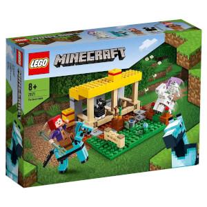 LEGO Minecraft At Ahırı 21171