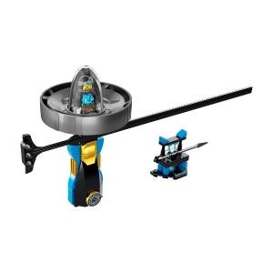 LEGO Ninjago  Nya - Spinjitzu Ustası 70634