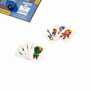 Brawlopoly Kutu Oyunu