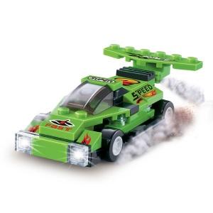 BLX Racing Yarış Arabası Yapı Seti C0301A