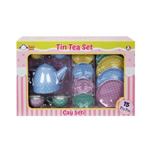 Porselen Çay Takımı 15 Parça