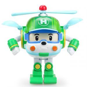 Robocar Poli Dönüşen Robot Figürler(Helly)