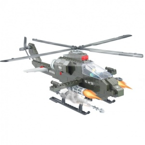 BLX Military Force Askeri Helikopter J5662A