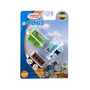 Thomas Friends Mini 3'lü Tren CHL60