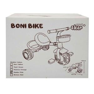 Boni Bike 3 Tekerlekli Pembe Bisiklet 93444