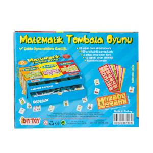 Matematik Tombala Oyunu