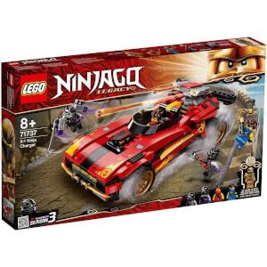 LEGO Ninjago X-1 Ninja Turbo Otomobili 71737