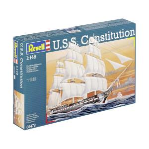 Revell 1:146 Uss Constitution Gemi 5472