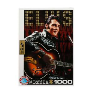 1000 Parça Puzzle : Elvis Presley Comeback Special