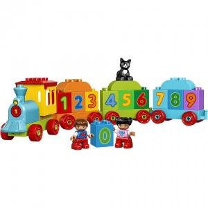 LEGO DUPLO Sayı Treni 10847