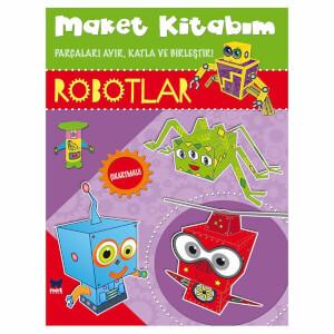 Market Kitabım - Robotlar