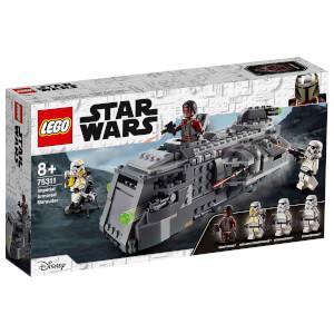 LEGO Star Wars Mandalorian İmparatorluk Zırhlı Hücum Gemisi 75311